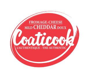 Cheddar doux Coaticook
